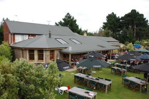 The Cabbage Tree Restaurant Beer Garden