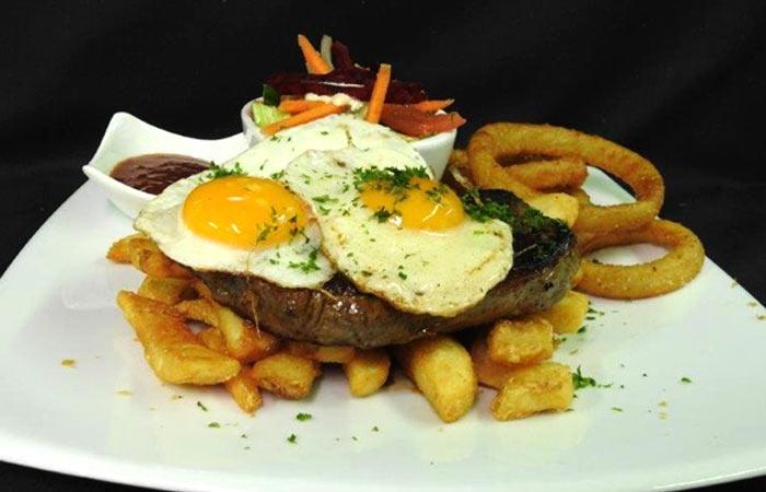 Restaurant Steak