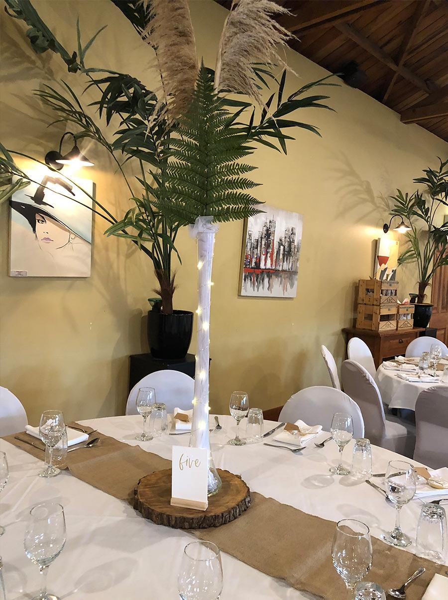 Wedding Table Centre Piece